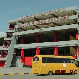 Estadio Centenario – Chimbote